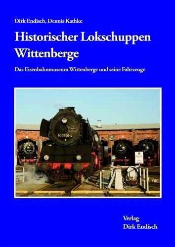 Historischer Lokschuppen Wittenberge
