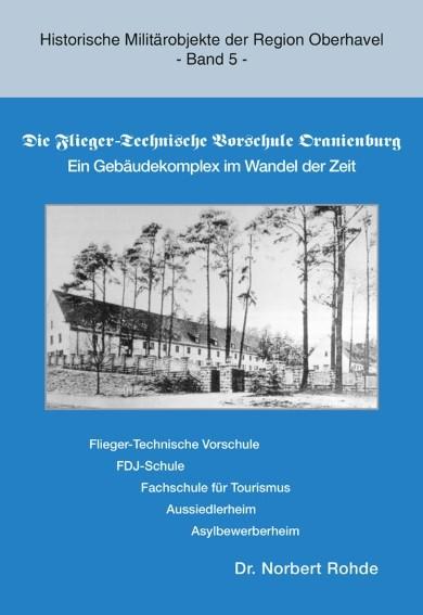 Die Flieger-Technische Vorschule Oranienburg