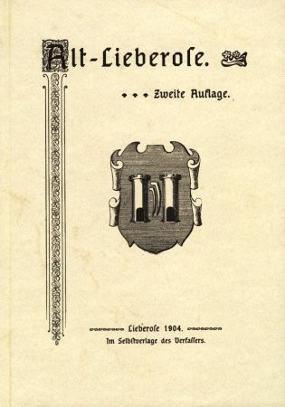 Alt-Lieberose (Reprint 1904)