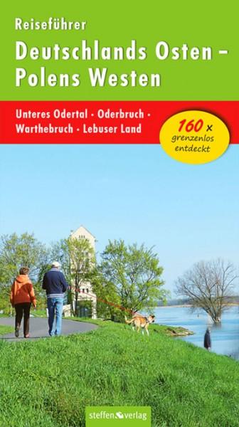 Reiseführer Unteres Odertal, Oder- und Warthebruch, Lebuser Land