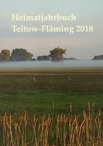 Heimatjahrbuch Teltow-Fläming 2018