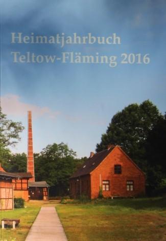 Heimatjahrbuch Teltow-Fläming 2016