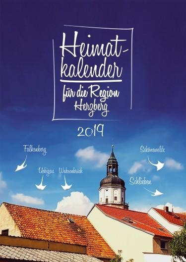 Heimatkalender für die Region Herzberg 2019