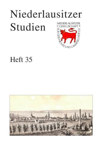 Niederlausitzer Studien - Heft 35 / 2009