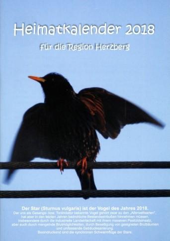Heimatkalender für die Region Herzberg 2018