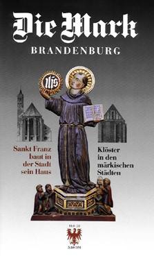 Sankt Franz baut in der Stadt sein Haus