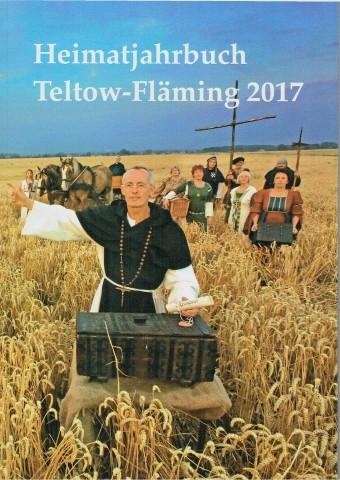 Heimatjahrbuch Teltow-Fläming 2017