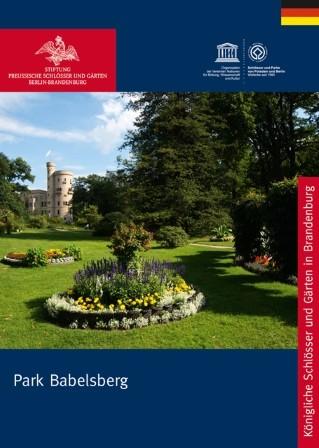 Park Babelsberg - Parkführer