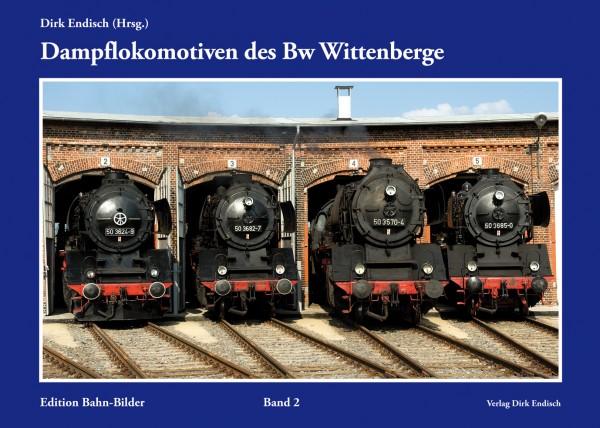 Dampflokomotiven des Bw Wittenberge