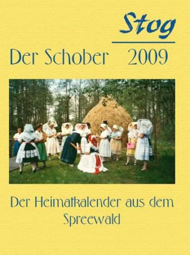 Stog / Der Schober 2009 - Der Heimatkalender aus dem Spreewald