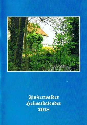 Finsterwalder Heimatkalender 2018
