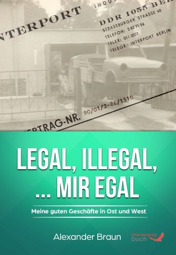 legal, illegal, ... mir egal