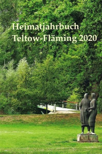 Heimatjahrbuch Teltow-Fläming 2020