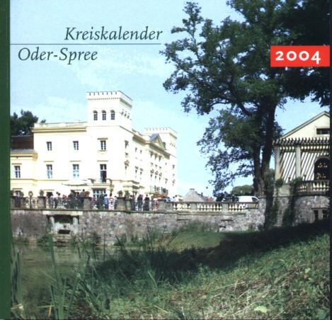 Kreiskalender Oder-Spree 2004