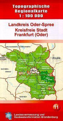 Landkreis Oder-Spree / Kreisfreie Stadt Frankfurt (Oder)