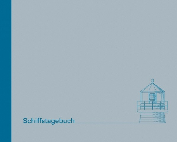 Schiffstagebuch - Logbuch