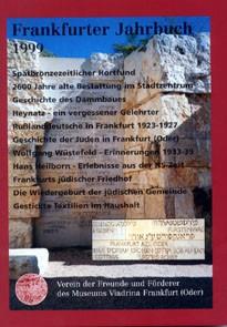 Frankfurter Jahrbuch 1999