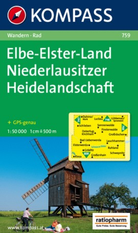 Elbe-Elster-Land / Niederlausitzer Heidelandschaft