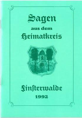 Sagen aus dem Heimatkreis Finsterwalde 1992
