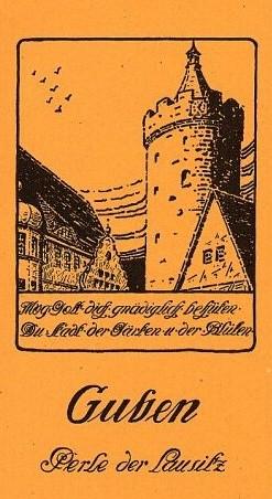Guben - Perle der Niederlausitz