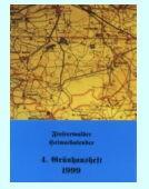4. Grünhausheft 1999