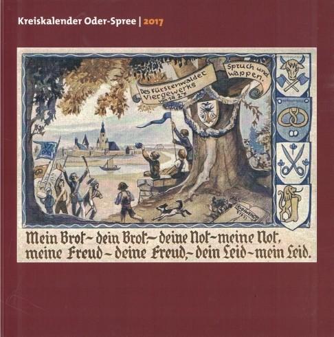 Kreiskalender Oder-Spree 2017