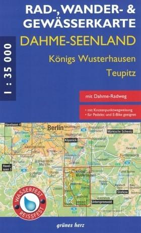 Dahme-Seenland. Königs Wusterhausen, Teupitz