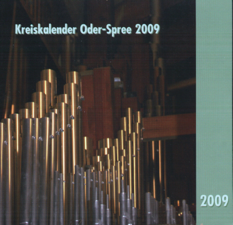 Kreiskalender Oder-Spree 2009