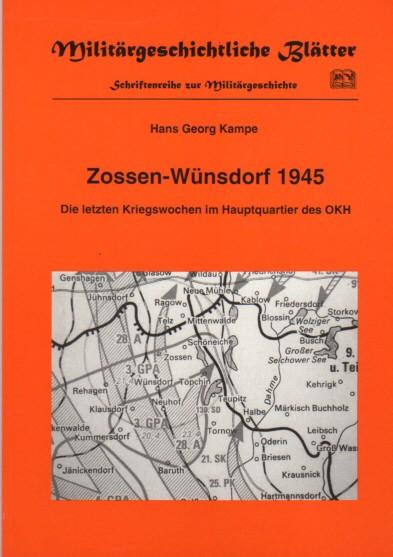 Zossen-Wünsdorf 1945