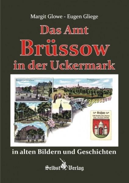 Vorderansicht des Buches Das Amt Brüssow