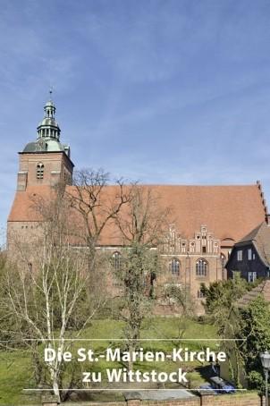 Die St.-Marien-Kirche zu Wittstock