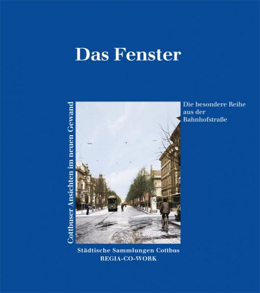 Buchcover: Cottbuser Ansichten im neuen Gewand