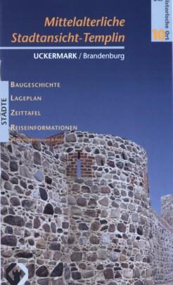 Mittelalterliche Stadtansicht - Templin