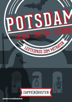 Potsdam-Rätsel-Buch - Zappe(n)duster