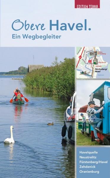 Vorderansicht des Reiseführers Obere Havel