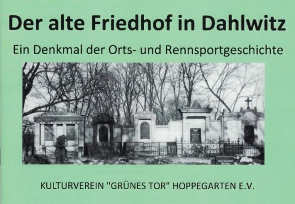 Der alte Friedhof in Dahlwitz