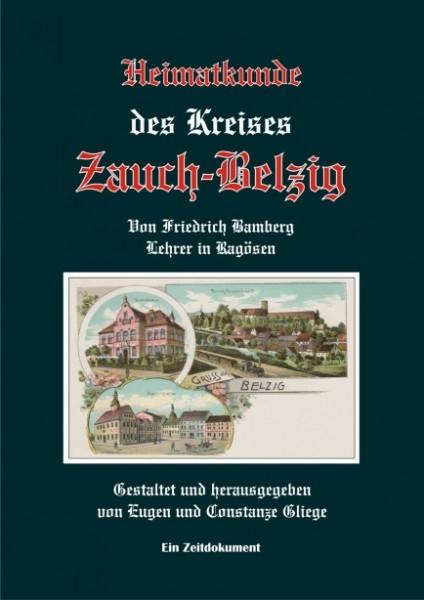 Heimatkunde des Kreises Zauch-Belzig
