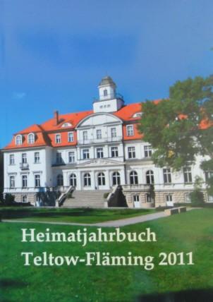 Heimatjahrbuch Teltow-Fläming 2011