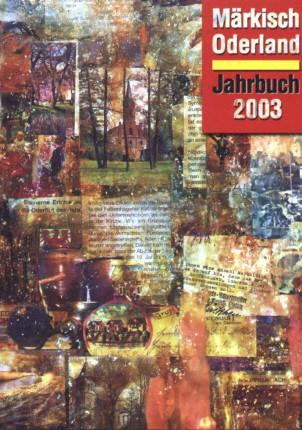 Landkreis Märkisch-Oderland - Jahrbuch 2003