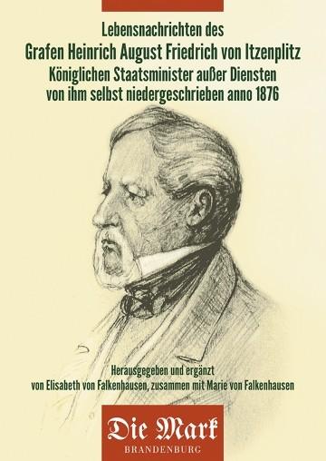 Lebensnachrichten des Grafen Heinrich von Itzenplitz