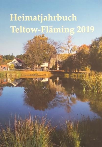 Heimatjahrbuch Teltow-Fläming 2019