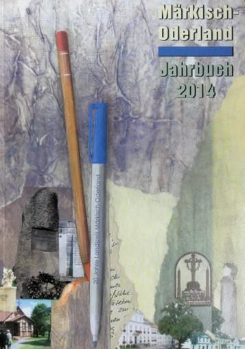 Landkreis Märkisch-Oderland - Jahrbuch 2014