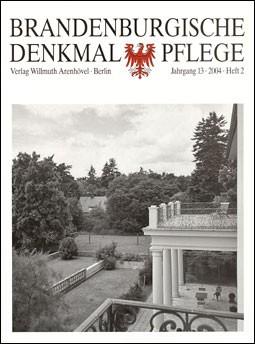 Brandenburgische Denkmalpflege 2004 - Heft 2