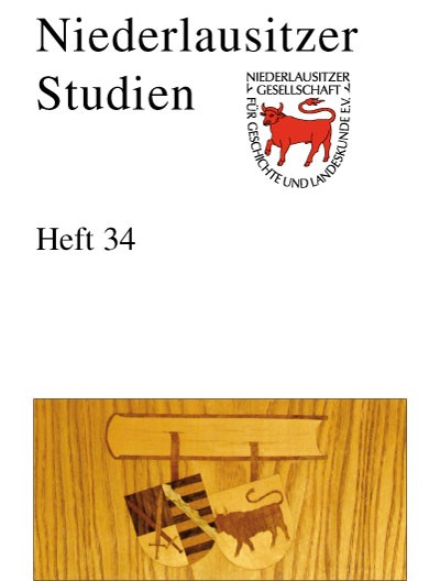 Niederlausitzer Studien - Heft 34
