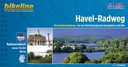 Havel-Radweg - Radtourenbuch