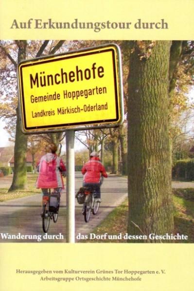 Auf Erkundungstour durch Münchehofe (Hoppegarten)