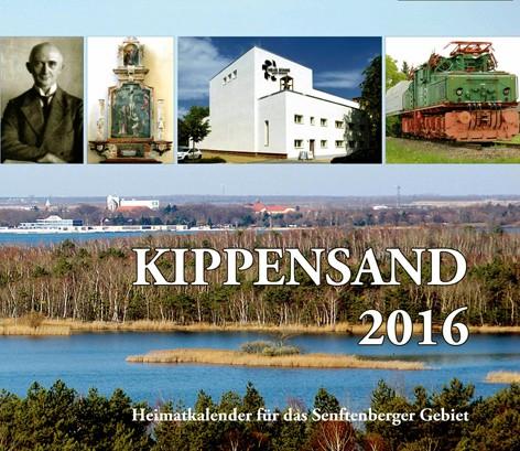 Kippensand 2016 - Heimatkalender für das Senftenberger Gebiet