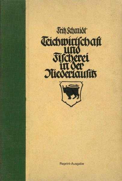 Teichwirtschaft und Fischerei in der Niederlausitz (1926)