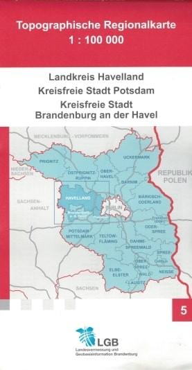 Landkreis Havelland / Potsdam / Brandenburg an der Havel