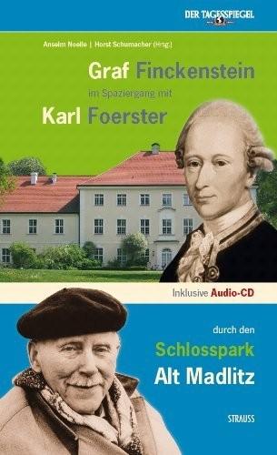Graf Finckenstein im Spaziergang mit Karl Foerster